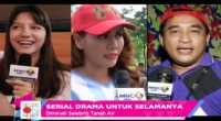 Serial Drama Filipina 'Untuk Selamanya' Jadi Tontonan yang Diminati Selebriti Tanah Air