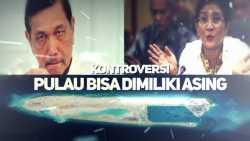 Redbons Discussion: Kontroversi Pulau Bisa Dimiliki Asing