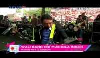 Kegiatan Sosial Group Band Wali