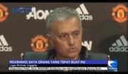 Mourinho Diyakini Mampu Kembalikan Kejayaan MU
