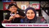 Rumah Tangga Tommy Kurniawan dan Tania Terancam Karam