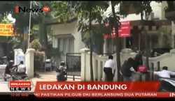 Penyergapan Diduga Pelaku Bom Bandung Masuk ke Kantor Kelurahan