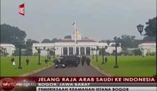 Usai Mendarat di Halim, Raja Salman Akan Dijamu Presiden di Istana Bogor