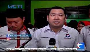 Hary Tanoe Lantik 136 DPRt Kabupaten Situbondo