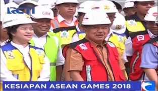 Kesiapan Asean Games 2018