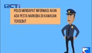 Polisi Masih Memburu Bandar Narkoba Ridho Rhoma