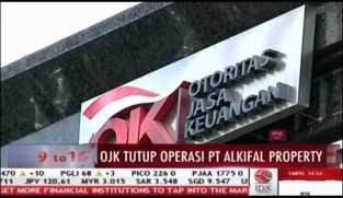 OJK Tutup Enam Perusahaan Investasi Bodong