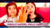 Dibully Haters, Prilly Depresi