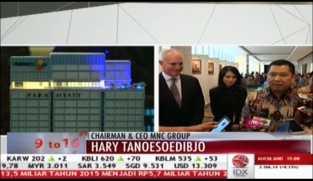 MNC Land Hadirkan Park Hyatt Hotel