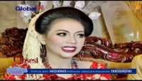 Kezia Karamoy dan Excel Narang Gelar Pernikahan Mewah