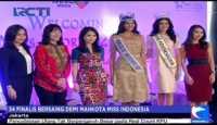 Saksikan! Miss Indonesia 2017 Akan Segera Diumumkan