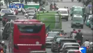 Parah, Kemacetan di Wisata Lembang Terjadi Mulai dari Pintu Tol