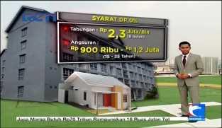 Ini Skema DP KPR Nol Rupiah Gagasan Anies-Sandi
