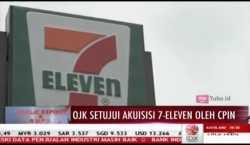 Charoen Pokphand Akuisisi 7-Eleven