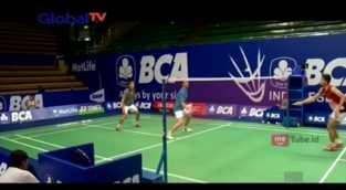 Timnas Indonesia Belum Bisa Tampil Maksimal di China Masters 2017
