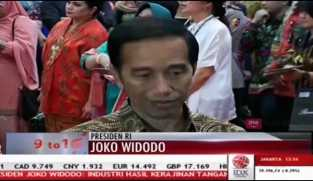 Presiden Jokowi Angkat Bicara Terkait Korupsi BLBI