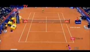 Kalahkan Kevin Anderson, Rafael Nadal Melaju ke Perempat Final Barcelona Open