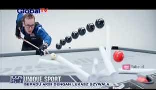 Ini Dia Florian Kohler Si Jagoan Pool Trick Shot