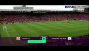 Full Record: Man United Unggul Dua Gol atas Palace di Babak Pertama