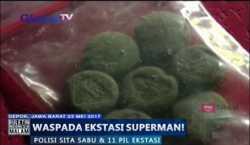 Waspada Narkoba Jenis Baru Beredar di Kota Depok Jawa Barat
