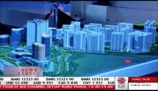 CSIS Akan Bangun Proyek Olympic City dari Dana IPO