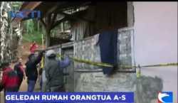 Polisi Geledah Rumah Orangtua A-S Pelaku Bom Bunuh Diri