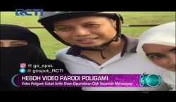 Heboh Video Parodi Poligami Ustad Arifin Ilham