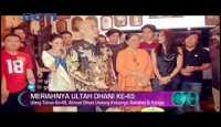 Kemeriahan Ulang Tahun Ahmad Dhani ke 45