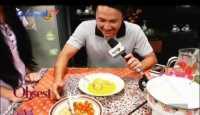 Keseruan Sahur Agus Kuncoro Dilokasi Syuting