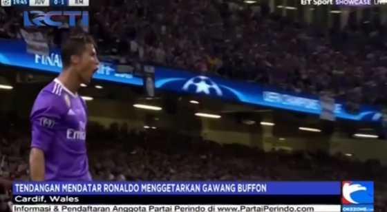 Taklukan Juventus 4-1, Real Madrid Juara Liga Champions 2016/2017