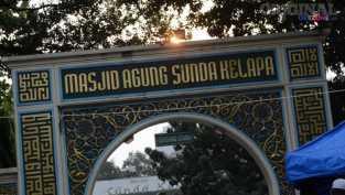 Keunikan Masjid Agung Sunda Kelapa di Jakarta Pusat