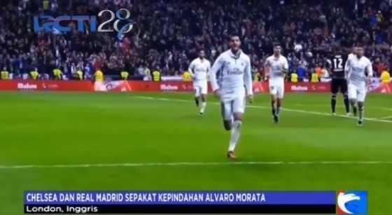 Diberi Lampu Hijau, Alvaro Morata Merapat ke Chelsea