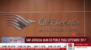 GMF AeroAsia Semakin Dekati IPO