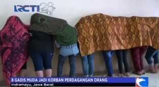 Delapan Gadis Muda di Indramayu Dijadikan PSK