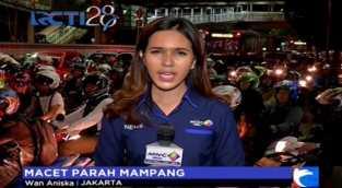 Proyek Underpass Mampang Macet, Polisi Imbau Pengendara Cari Jalur Alternatif