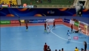 Tim Futsal AL Rayyan Tundukkan Tim Vamos Mataram Dengan Skor 2-1