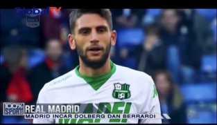 Madrid Incar Dolberg dan Berrardi Dibursa Transfer