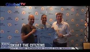 City Resmi Datangkan Danilo dari Madrid