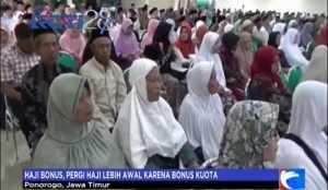 Kloter Pertama Jamaah Haji Indonesia Berangkat Mulai 28 Juli