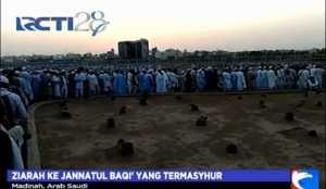 Ziarah ke Jannatul Baqi' yang Termasyhur