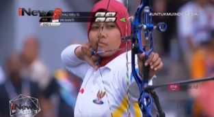 Sri Ranti Sumbang Medali Emas di SEA Games Malaysia 2017