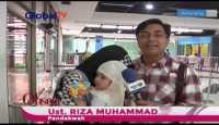 Naik Haji, Ustad Riza Tak Ajak Istri dan Anak