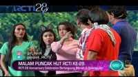 Penampilan Spesial Drama Musikal Dunia Terbalik di HUT ke-28 RCTI