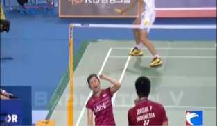 Kalahkan Pasangan China, Praveen-Debby Juara Korea Superseries