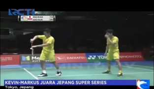 Indonesia Juara Jepang Super Series