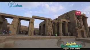 Yuk, Intip Indahnya Kuil Kom Ombo di Mesir!