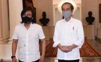 Presiden Jokowi Undang YouTuber dan Artis ke Istana