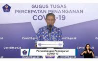 Data Terbaru Covid-19 di Indonesia : 81.668 Orang Positif