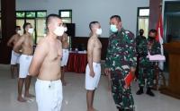Sidang Pantukhir Seleksi Tingkat Pusat Penerimaan Perwira Prajurit TNI
