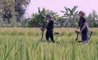 Gisel dan Wijin Berlibur ke Yogyakarta